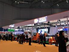 2020年上海廣告展2號館標牌發光字