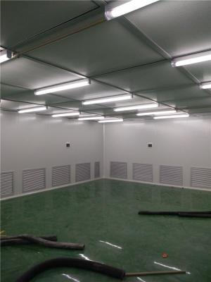 企石石排车间改造工程彩钢板隔墙吊顶