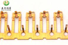 鈹銅彈片加工直銷五金彈片專業定制精密沖壓