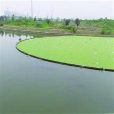 塑料拦污浮管高强度拦漂装置