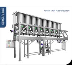 粉末自动配料系统设计-维杰物料自动化