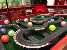 商場游樂場商用軌道賽車玩具賽道電動遙控