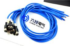 新式矿用航空大头传感器插头线