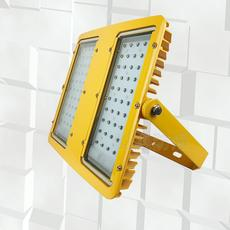 防爆灯LED路灯100W化工加油站照明防爆灯杆