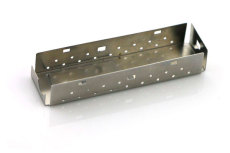 不锈钢冲压加工 电子五金冲压件 屏蔽罩非标