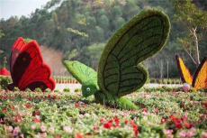 纯手工大型园林绿雕安装厂子艺术