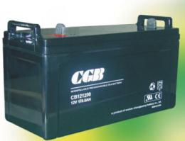 长光SE640 6V4AH蓄电池免维护通用