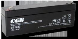 长光SE1214 12V1.4AH蓄电池免维护通用