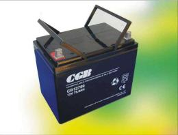 长光SE1240 12V4AH蓄电池免维护通用