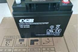 长光SE1240A 12V4AH蓄电池UPS不间断电源