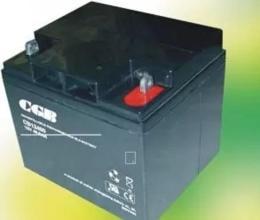 长光SE1240A 12V4AH蓄电池免维护通用