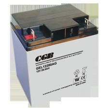 长光SE1255 12V5.5AH蓄电池免维护通用