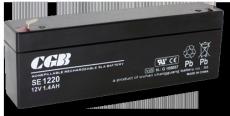 长光SE12170 12V17AH蓄电池免维护通用