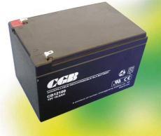 长光SE1250 12V5AH蓄电池免维护通用