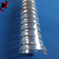 pu聚氨酯食品级透明耐高低温塑料钢丝软管