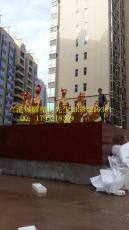 梅州小區萬馬奔騰玻璃鋼仿真馬雕塑供應商