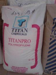 高透明PP TITANPRO PP SM-498 规格25KG/袋