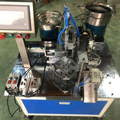 雙軸全自動擰螺絲機 非標全自動擰螺絲機定
