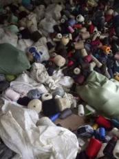 东莞回收纯棉纱就找广东福联