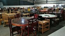 重慶火鍋店桌子定做廠火鍋店椅子板凳生產