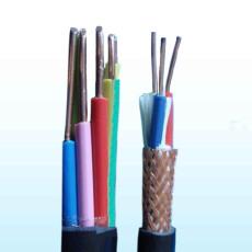 高温200度氟塑料外护层KHF4控制电缆