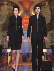 南京專業定做酒店制服