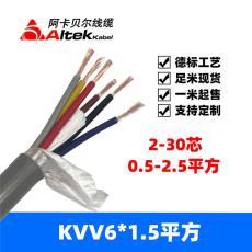深圳海路通控制电缆kvvrvv控制电缆厂家