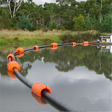 海上挖泥船浮体塑胶浮体厂家