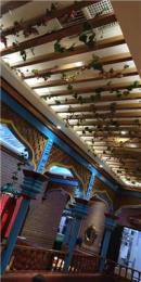 津南区生态木天花临沂鸿源装饰建材生态木天花吊顶步骤图