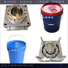 中國塑料模具供應專業做20L潤滑油桶注塑模