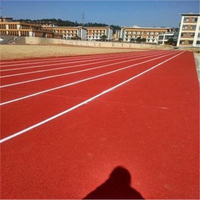 初中400米塑胶跑道