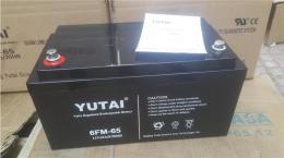 宇泰YUTAI蓄电池6-FM-12 12V12AH动力工具