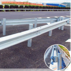 波形护栏高速公路热镀锌护栏 板隔离防撞栏