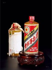 寒亭回收羊年茅台酒回收羊年生肖茅台酒