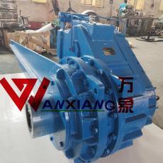 钢厂用减速机重型DQG斗轮堆取料机减速机