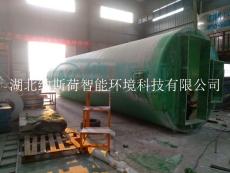 银川 玻璃钢一体化泵站 厂家