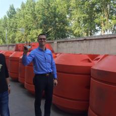 DN300疏浚清淤浮体易安装管道浮筒规格
