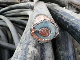 万荣整轴4心电缆铝线回收 免费估价