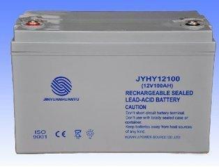 金源環宇JYHY12150大型船舶蓄電池