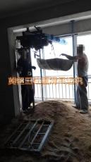 楼房上料吊运机随车吊船吊小型吊运机