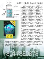300W防爆VOC灯管废气处理塔紫外线灯管