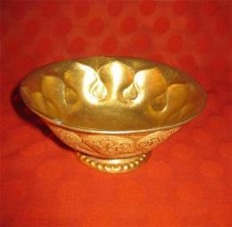 唐莲花金碗古董古玩在线交易平台
