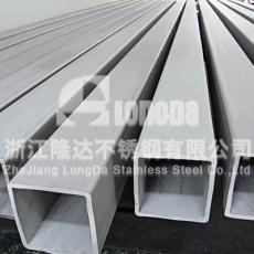 304不锈钢无缝方管