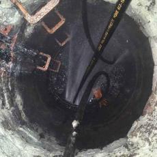武漢萬家潔公司提供青山低價隔油池清理服務