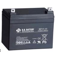 BB.BATTERY美美BPL85-12铅酸蓄电池12V85AH