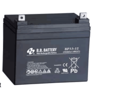 BB.BATTERY美美BP8-12阀控式蓄电池12V8AH