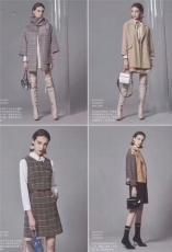 高档衣服品牌香港品牌艺素国际女装品牌折扣