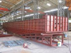盖梁模板出售盖梁底侧板加工盖梁模板厂家