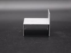 凈化鋁型材四字鋁4字槽4字鋁潔凈無塵室自動