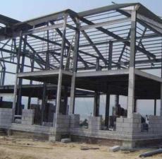 供應青海西寧鋼結構加固與海北鋼結構加高加